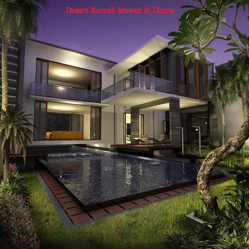 Tips Desain Rumah Mewah di Dunia